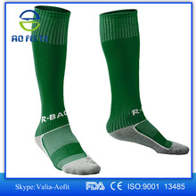 2017 Adult Men's Football Stockings for Cycling Long Soccer Socks with top quality
