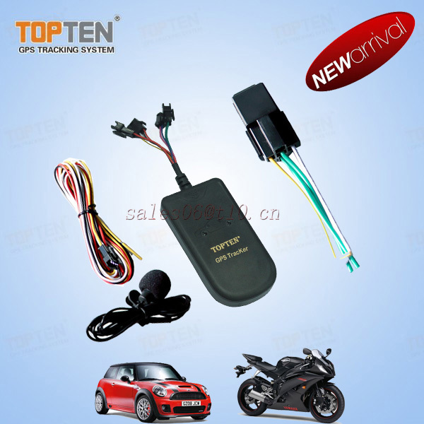 3.5 inch Screen Size and Gps Navigator Type mini gps tracker for motorcycle