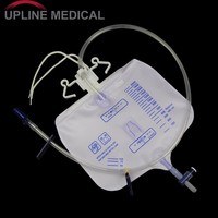 Medical Device Push Pull Valve Catheter Urine Bag