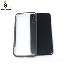 Phone accessories soft tpu 5 inch mobile phone case for iphone x