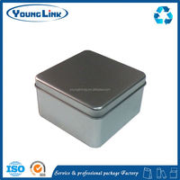 best price business card tin box greeting cards packing box