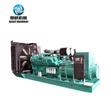 High Performance Hho Hydrogen Powered Open Type Weifang Free Electricity Generator