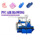 High-effect PVC air blowing shoe injection molding machine