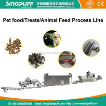 New Condition Automatic Mixing Machine Animal Feed/Chicken Strip Pet Dog Food