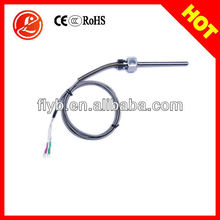 mineral insulated cable thermocouple sensor probe for steam