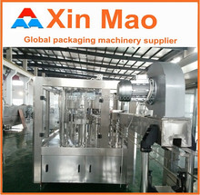 filling machine for plastic bottled mineral water plant water encapsulation machine