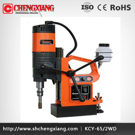 CAKEN-65mm portable magnetic drilling machine 1980W KCY-65/2WD