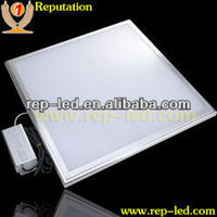 High quality bright smd 6060 led light panel zhongtian