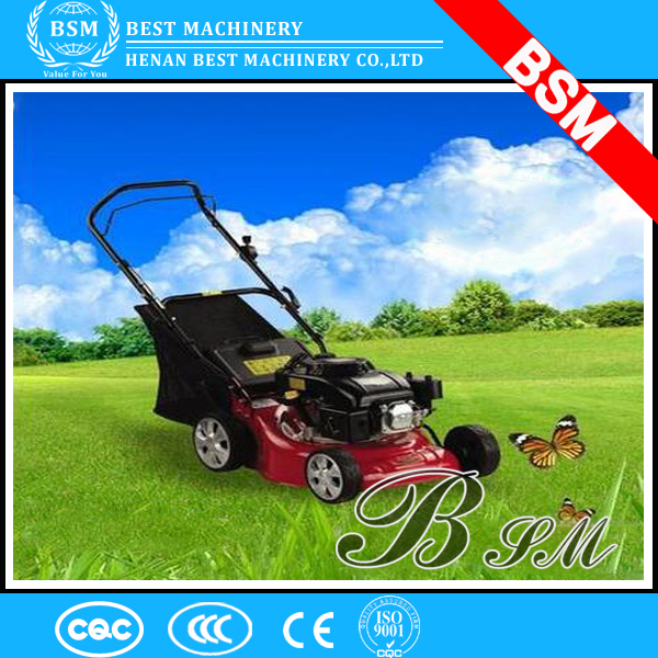 Newest CE approved super quality hot sale professional drum lawn mower