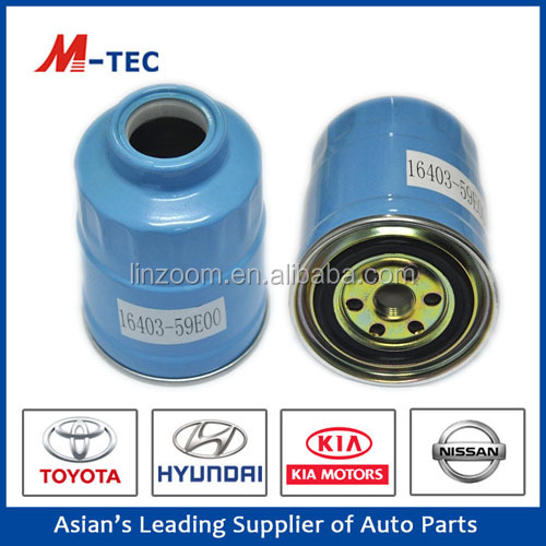 Hot sale japan car maintenance parts vicc oil filter OE: 16403-59E00