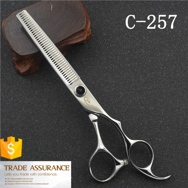 C-257 Japanese professional hair tools best thinning shears
