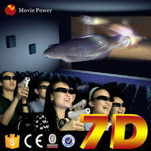 Happy Hour 7d cinema equipment video game 7d cinema equipment 7d simulador de cinema with 12Special Effects
