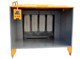 used powder spray coating booth design for sale