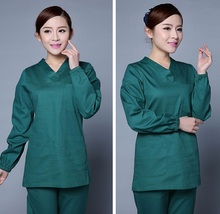 2018 Hospital Use Medical Scrubs Uniform design