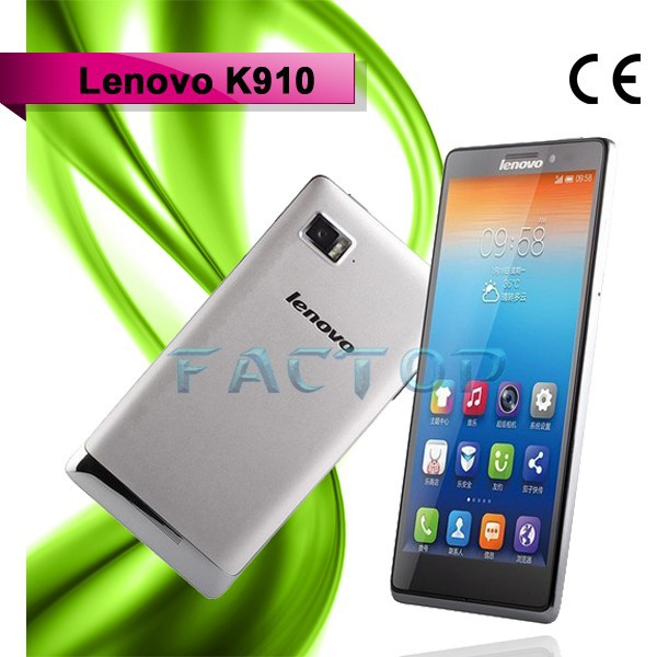lenovo k910 dual sim card 2g/3g/wifi/gprs 5.5 inch good quality best chinese brand cell phones
