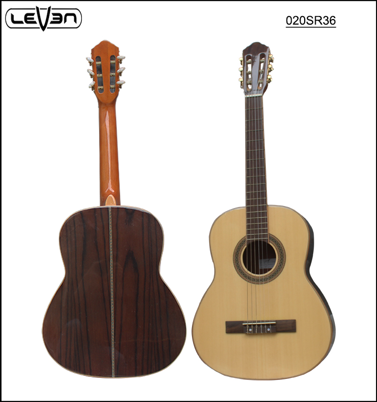 small 36 inch classic guitar made in China with low wholesale price