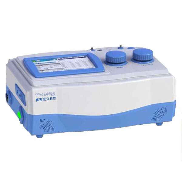 TD-1200 true density analyzer ( gas expansion method ) for powder