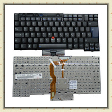 Replacement Laptop Keyboard for Lenovo For IBM Thinkpad T520i T520 t520s W510 W520 T410S T420I T510 X220 T400S T410