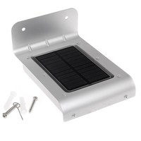 YuYiYuan Newest Best Quality Solar Outdoor Lighting for Garden Decorative LED Solar Garden Light