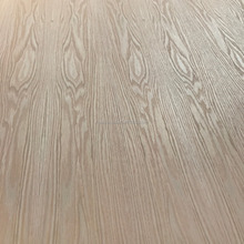 AAA grade E2 glue rotary cut natural red oak faced plywood