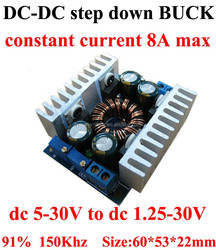 (DC-DC converter) voltage regulator DC 5-30V to 1.25-30V constant output voltage 12V 24V 30V constant current 0.2A 1A 2A 4A 10A