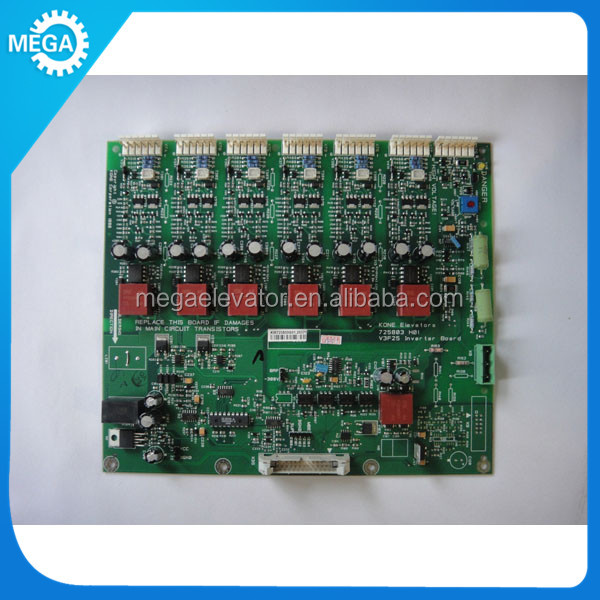 KONE elevator parts ,KM725800G01 V3F25 Inverter board