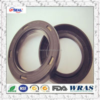 brown auto part skeleton oil seals