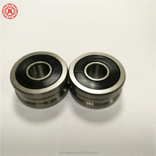 Deep groove ball bearing 608 608RS 608Z with colorful seals and black rings for skateboard & Skate