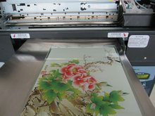 Photo Direct to Print on Ceramic Tiles Printing Machine