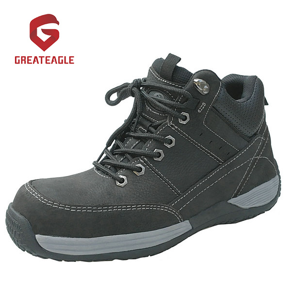 Hot Selling Base Design Security Boots ,Sreel Toe Safety Shoes