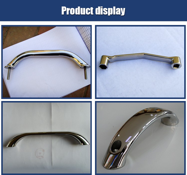 Modern furniture metal handle