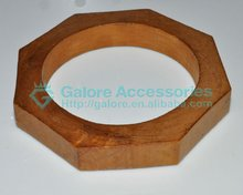 raw unfinished wood bangle wholesale