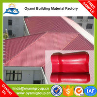3.0mm thickness strong fire resistance bamboo roof tiles for construction