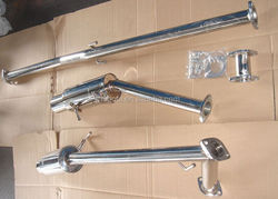 Custom good quality catback systems exhaust accessories fits Japanese car
