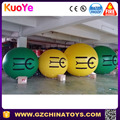 Commercial custom printed PVC vinyl giant advertising inflatable helium balloon