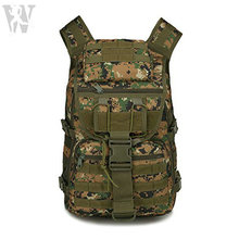 Wholesale Military Surplus Camo Trekking Bag Swiss Army Backpack