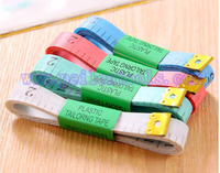 Manufacturers wholesale 1.5 meter tailor tape measure tailor tape measure sewing tape measure