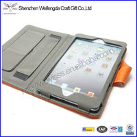 2013 Factory Hot Selling High Quality Leather Case For iPad Mini
