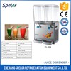 State-Of-The-Art Design Two Tank Fruit Juice Dispenser