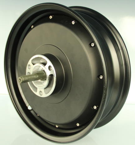 "High quality electric 12"" (SQ) hub wheel motor with large torque"