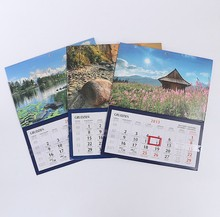 2020 Custom Magnetic Calendar with Tear-off Sheets