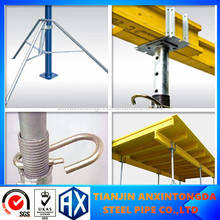 telescopic support!aluminum stair scaffolding