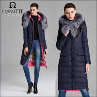 New arrival ladies overcoat designs OEM color long women overcoat for sale
