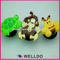 High Quality Animal 3d Shoe Charms