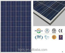 factory supply poly 255w solar panel