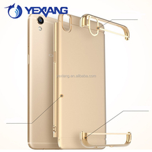 3 in 1 eletroplated case for redmi note 2 luxury high quality case cover