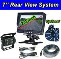 China factory reverse camera kit with front view camera and reverse camera