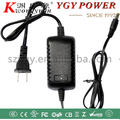 CE UL CCC approval desktop ac dc adaptor 12volt 500ma 1amp 1.5a 2amp switching power supply