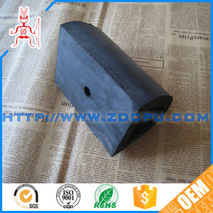 Customized epdm rubber vibration absorber for car