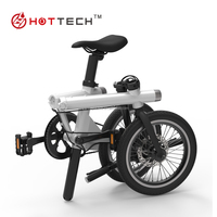 Factory Price Fashionable 36V 250W Electric Bycicle Folding Type and 16 Inch